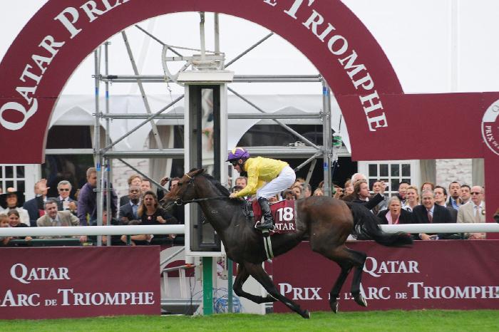 Raabihah is back on form ahead of the Prix de l'Arc de Triomphe