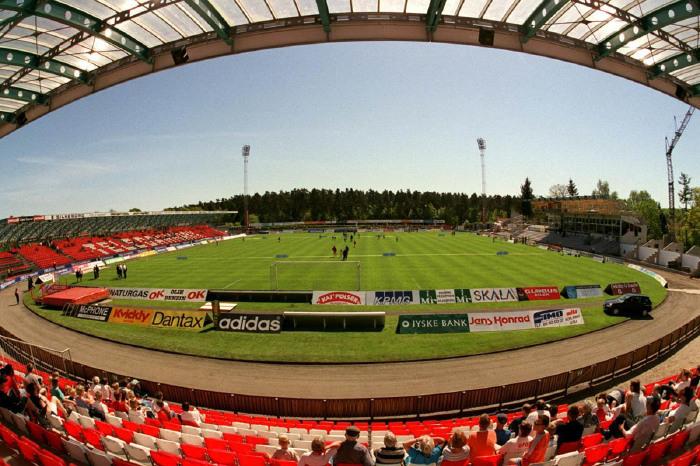 Silkeborg stadium