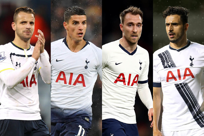 Tottenham signings from Gareth Bale money