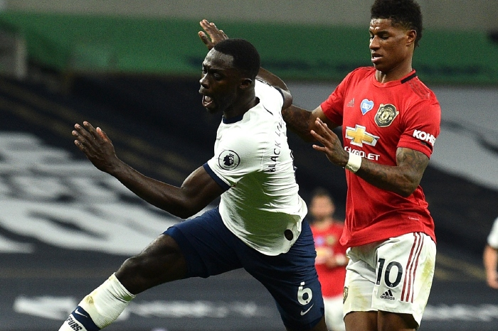 It is all to play for in North London as Manchester United travel to Spurs