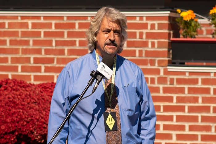 Steve Asmussen's Super Stock is one of the leading horses in the Kentucky Derby