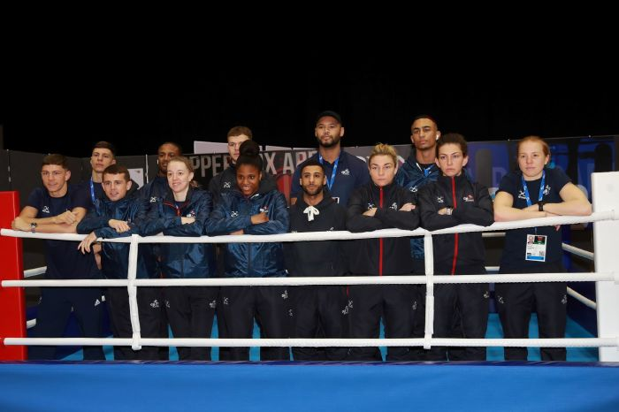 When are Team GB fighting at the Olympics?