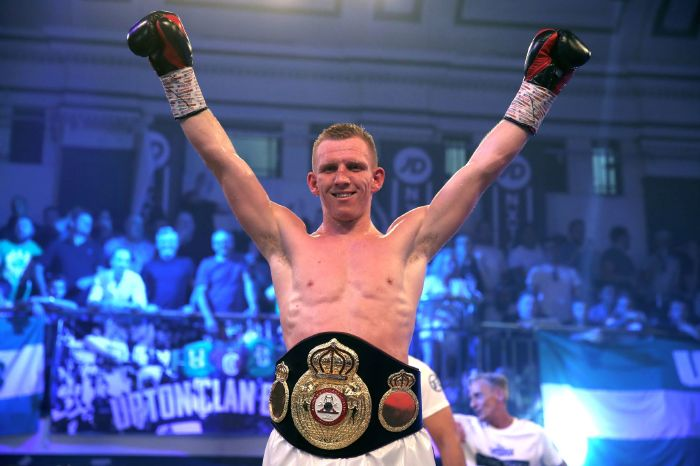 Ted Cheeseman wants bigger challenges after one more domestic fight