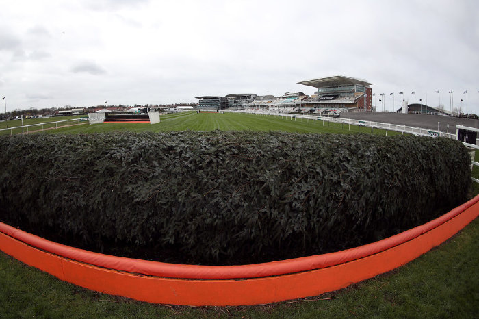 The Chair at Aintree