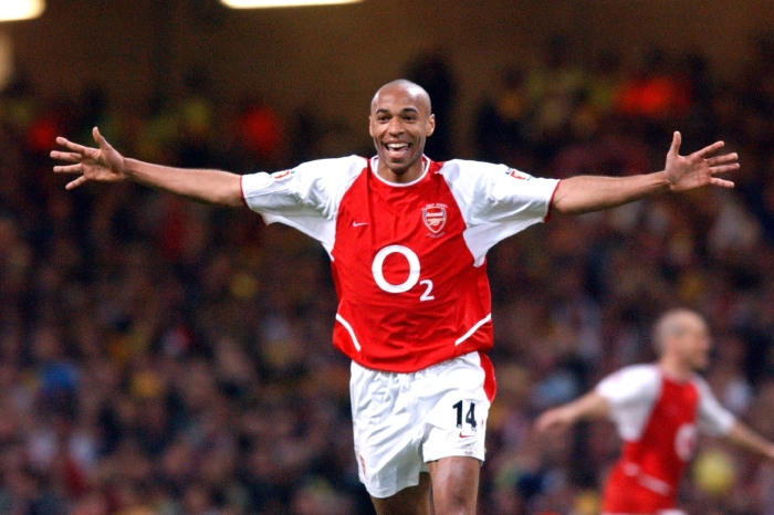 Counting down the Premier League's best ever players by shirt number (20-11): Henry, Keane...