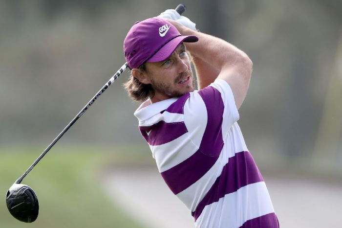 Tommy Fleetwood won on day two
