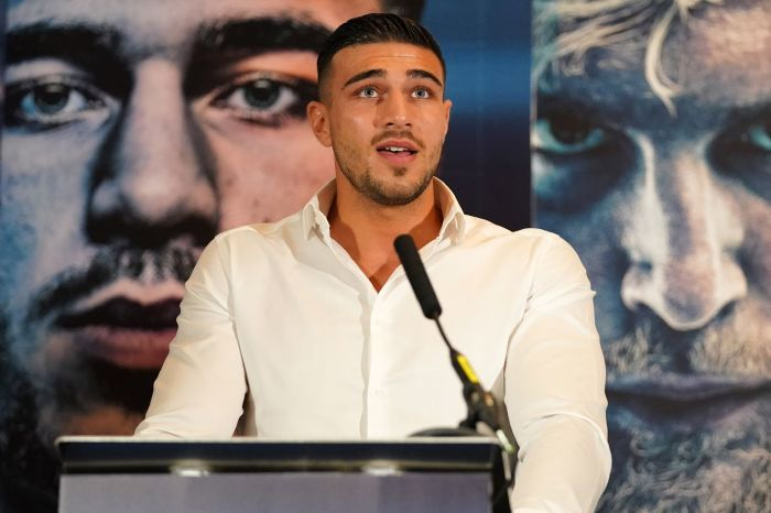 Tommy Fury faces Anthony Taylor on the Jake Paul v Tyrone Woodley undercard this weekend