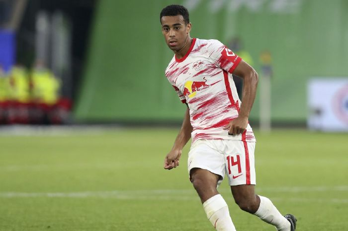 Tyler Adams is unhappy with Bayern