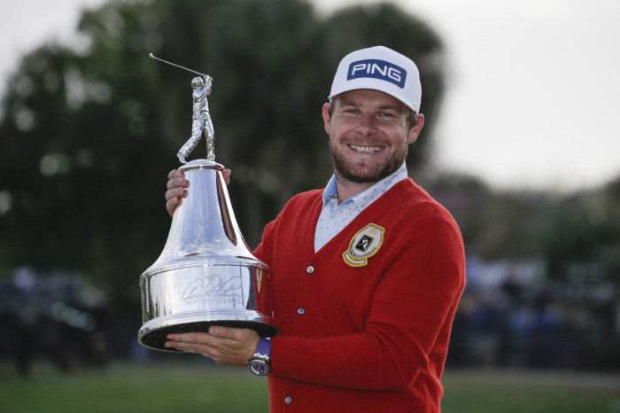 Tyrrell Hatton took victory at Bay Hill last year