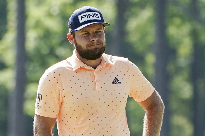 Hatton is looking for a second PGA Tour win.