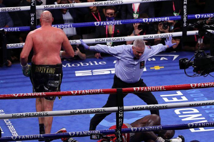 Tyson Fury: I'm the greatest of my era, Wilder's a 'sore loser'
