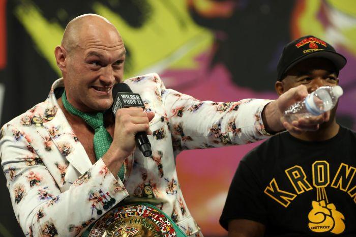 Five reasons why Tyson Fury is world heavyweight champion
