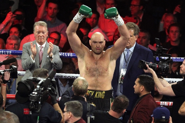 Kentucky Derby 2021: Tyson Fury set to attend and back namesake King Fury