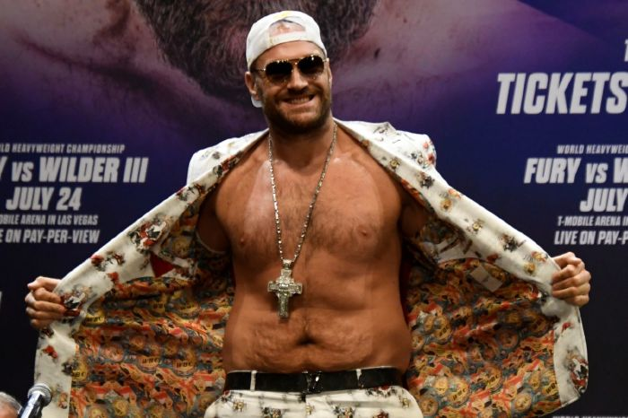 Tyson Fury: Anthony Joshua may not be next, Dillian Whyte enters the frame