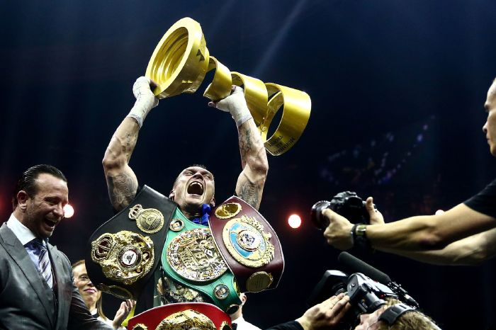 Joshua vs Usyk: DAZN win rights to 170 countries worldwide to stream fight