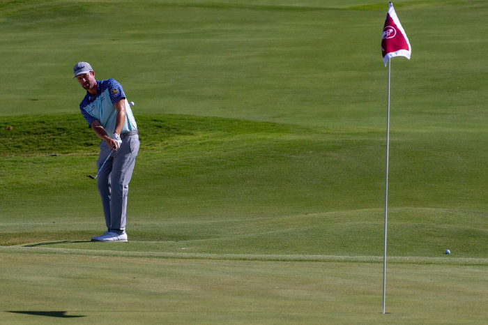 Webb Simpson is a past winner at TPC Summerlin and is chasing a first win of 2021.