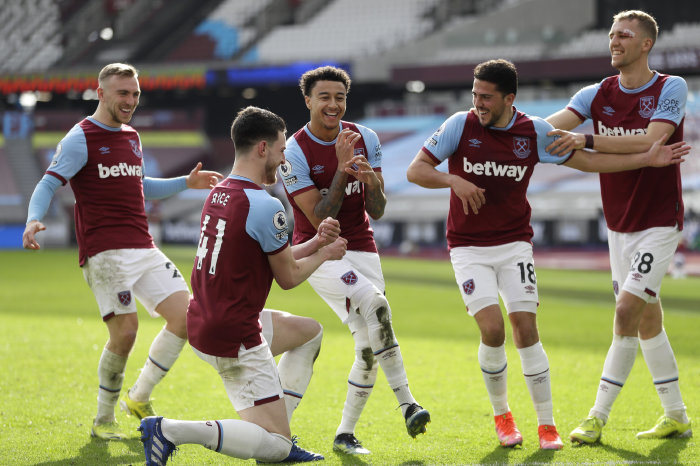 West Ham are eyeing their 14th win of the season