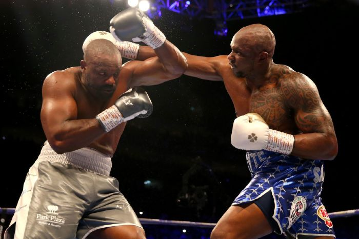 Chisora questions Whyte ahead of rematch