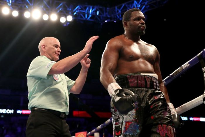 Dillian Whyte is hoping to get revenge over Alexander Povetkin, who knocked him out in the Fight Camp finale