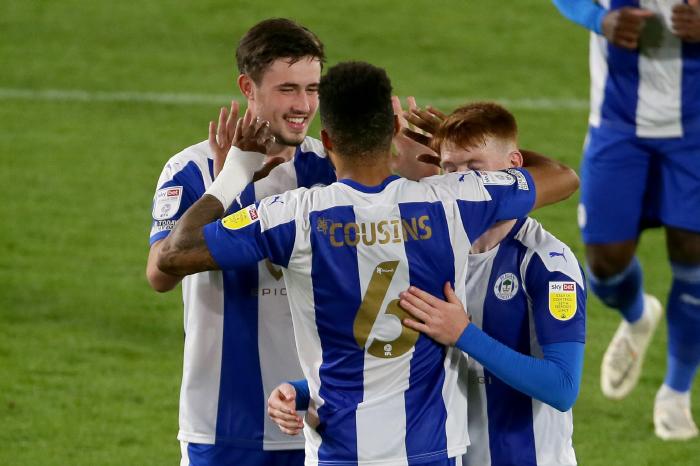 Wigan, League One, EFL