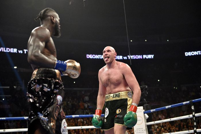 Tyson Fury backed to leave Deontay Wilder's career in tatters