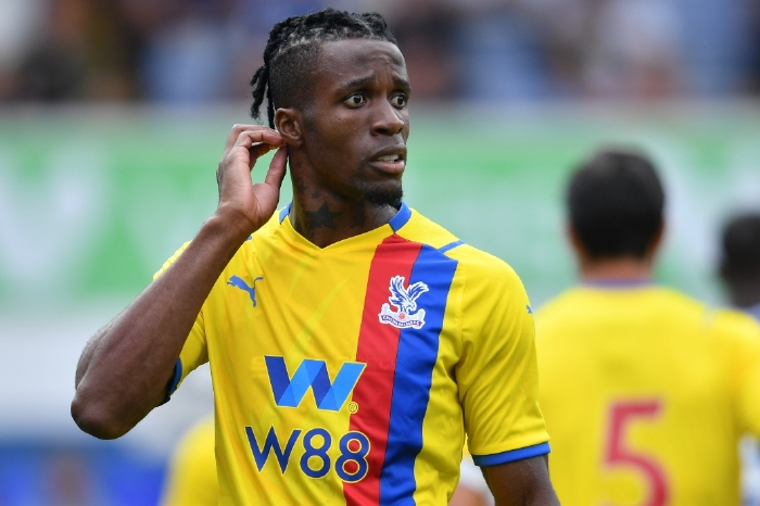 Wilfried Zaha hoping to continue good run against Leicester