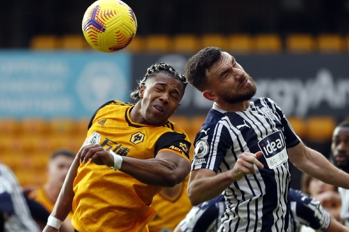 West Brom vs Wolves, 2021