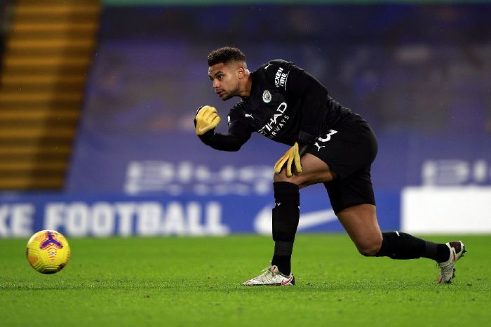 Zack Steffen became the fourth American to win the EFL Cup on Sunday as Manchester City triumphed