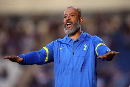 Nuno Espirito Santo est le nouveau manager des Spurs