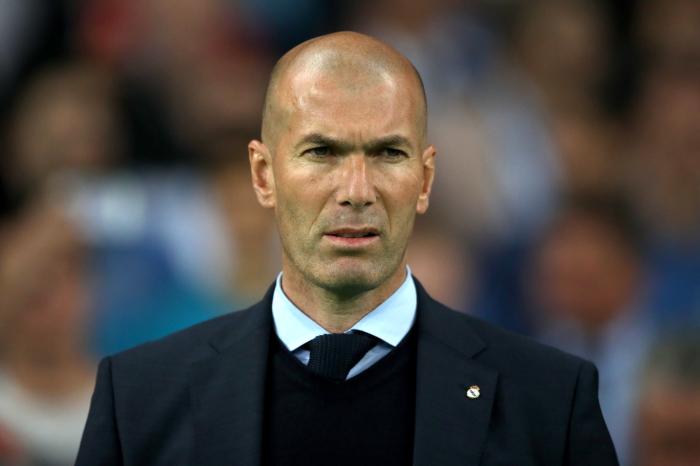 Zinedine Zidane is among the candidates for the Newcastle job.