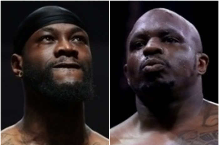 Deontay Wilder and Dillian Whyte could face off in 2021 in a much-anticipated heavyweight contest