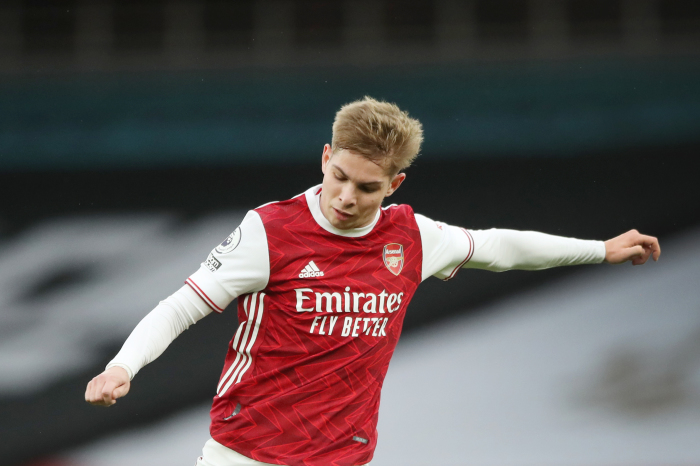 Emile Smith Rowe will remain at Arsenal