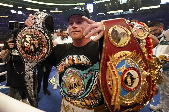 New opponent emerges for Canelo Alvarez amid breakdown in talks with Plant