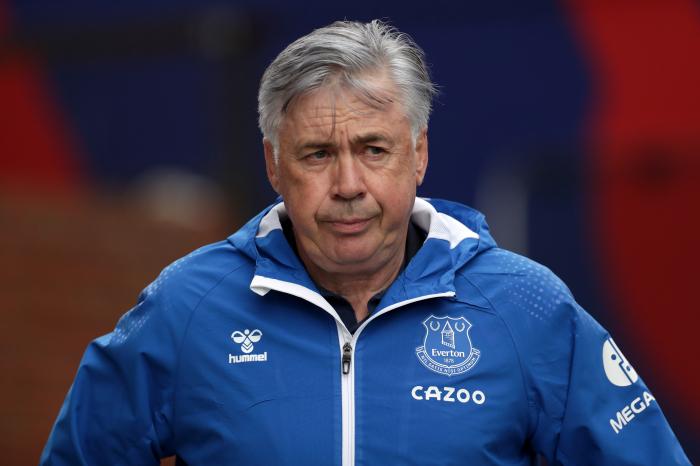 Can Carlo Ancelotti lead Everton to Champions League football?