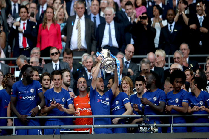 Eden Hazard has piled up iconic moments in a dazzling career