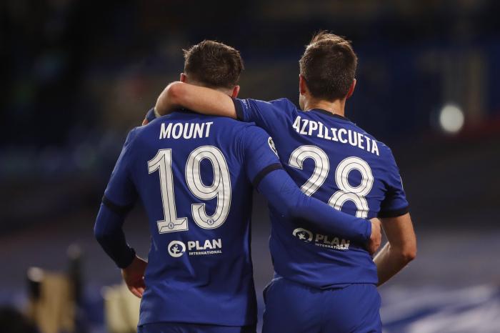 Chelsea finishing the season strongly