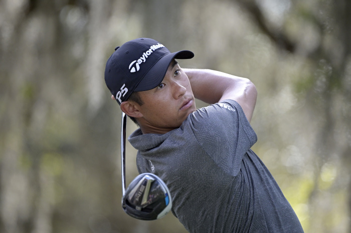 Collin Morikawa is a Las Vegas resident and member at this week's PGA Tour venue.