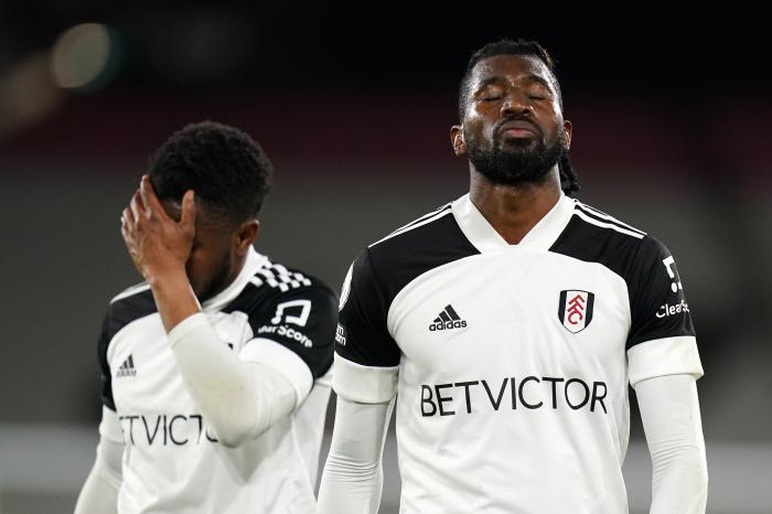 Fulham relegation from Premier League confirmed