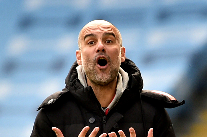 Can Pep Guardiola lead Man City to a treble?