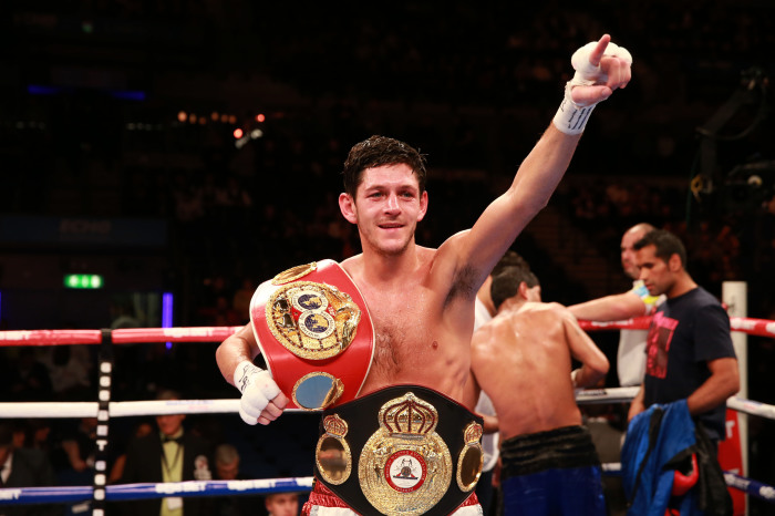 'I have had a blast' – two-time world champion Jamie McDonnell hangs up gloves