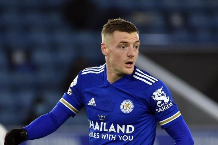 Can Vardy inspire Leicester to victory?