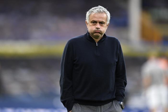 Jose Mourinho - can't seem to catch a break