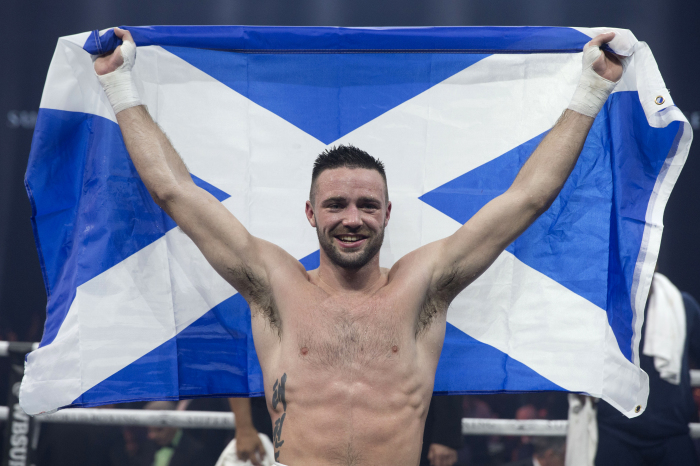 Josh Taylor taken aback by speed of career advancement