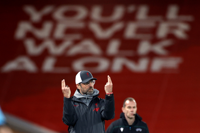 Jurgen Klopp has lost his magic Anfield