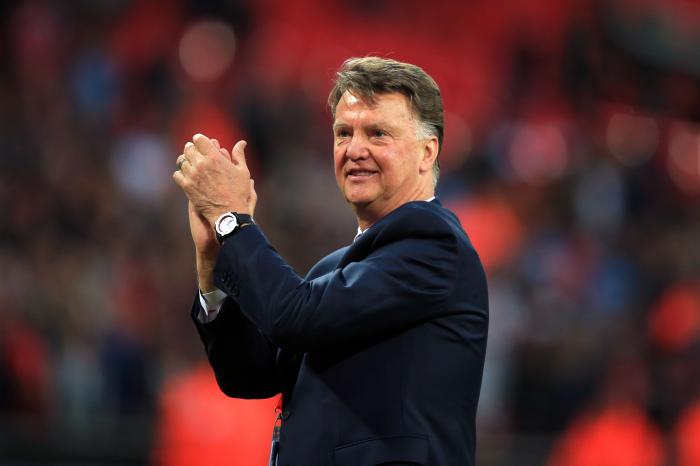 Louis van Gaal is the new Netherlands manager