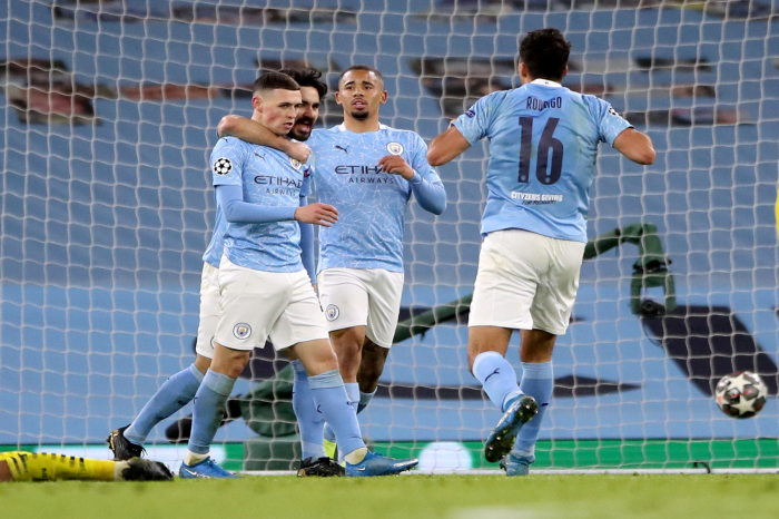 Man City looking to build their lead at the top of the Premier League table