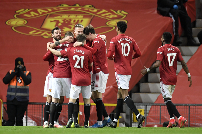 Man United looking to continue strong away form