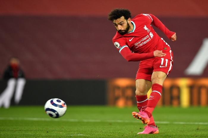 Mo Salah still winless against West Brom