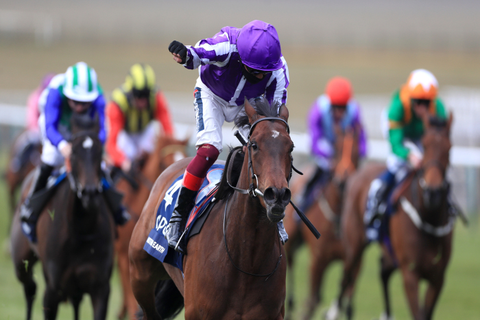 Mother Earth beaten as outsider Coeursamba wins French 1000 Guineas