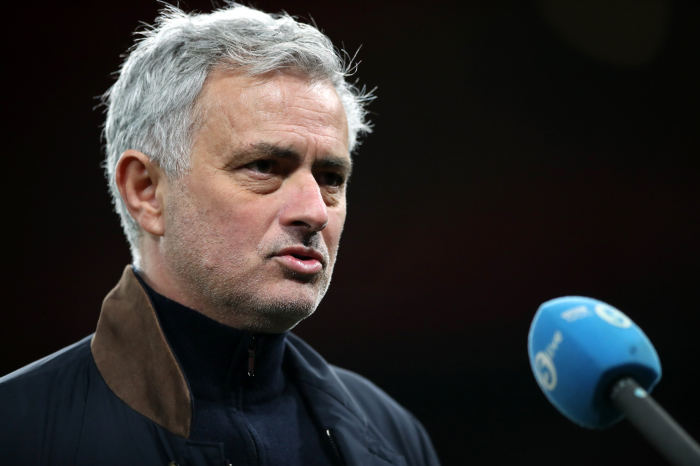 Jose Mourinho was scathing in his post-match reaction on Thursday